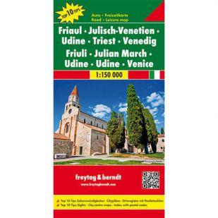 F&B Friuli/ Udine / Venetie/ Triëst (AK0630)