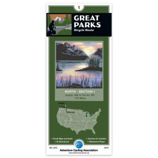 VS - Great Parks North and South (7 losse kaarten)