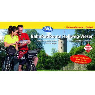 BahnRadRoute Hellweg-Weser BVA !