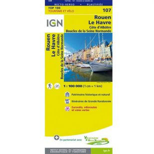 IGN 107 Rouen/Le Havre