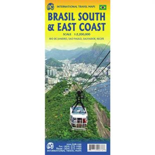Itm Brazilië - Zuid & Oostkust