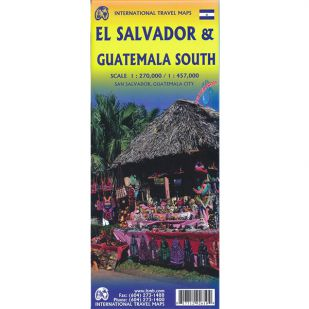 Itm El Salvador & Guatemala Zuid