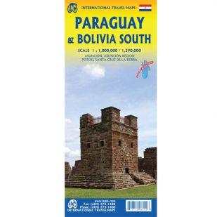 Itm Paraguay & Bolivia Zuid