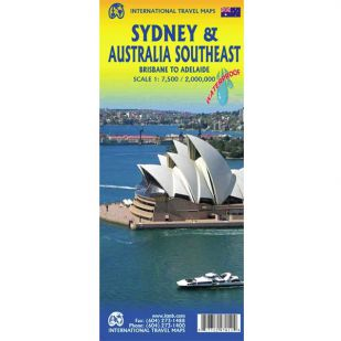 Itm Sydney & Zuid-Oost Australië