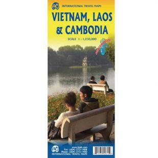 Itm Vietnam, Laos & Cambodja