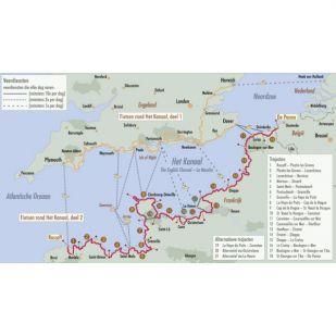 Fietsen rond het Kanaal deel 2