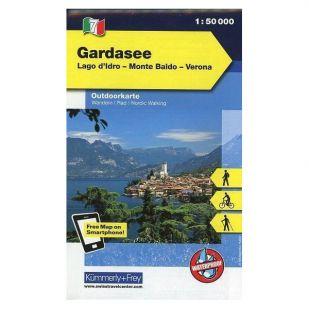 KF7 Gardasee Outdoorkaart