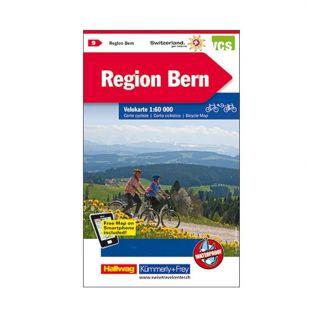 Regio Bern Velokarte 9