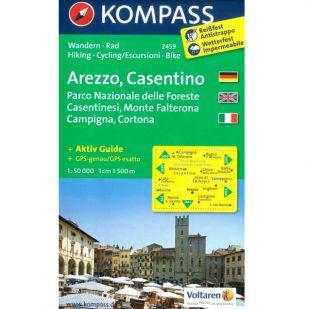 KP2459 - Arezzo, Casentino !