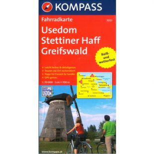 A - KP3023 Usedom - Stettiner Haff - Greifswald