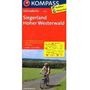 A - KP3057 Siegerland - Hoher Westerwald