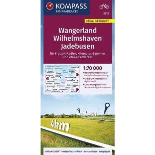 KP3312 Wangerland - Wilhelmshaven - Jadebusen
