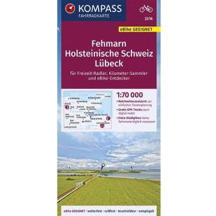 KP3316 Fehmarn - Holsteinische Schweiz - Lubeck