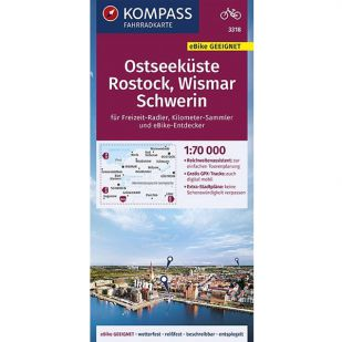 KP3318 Ostseekuste - Rostock - Wismar - Schwerin
