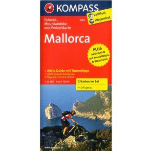 KP3500 Mallorca - Fahrrad und MTB-karte