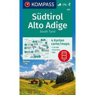 KP699 Sudtirol Alto Adige (4-Delig)