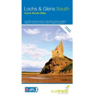 Sustrans Cycle Route: Lochs and Glens South