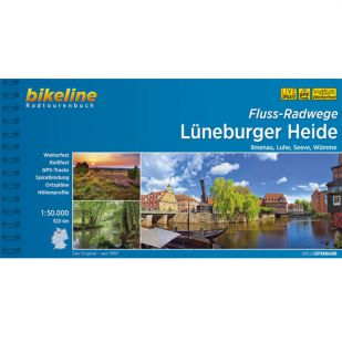 Fluss-radwege Lüneburger Heide Bikeline Fietsgids
