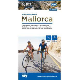 ADFC Regionalkarte Mallorca