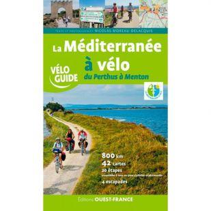La Méditerranée à vélo: du Perthus à Menton