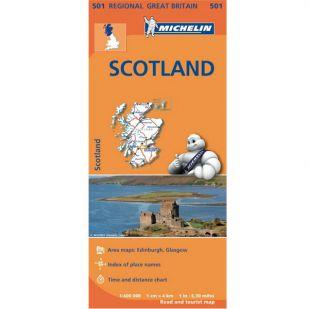 Michelin 501 Scotland