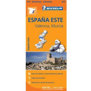 Michelin 577 Comunidad Valenciana-Murcia