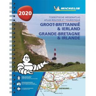 Groot Brittannië Wegenatlas 2020
