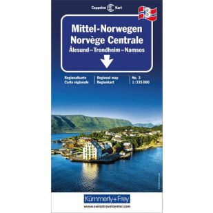K&F 3. Mittel Norwegen