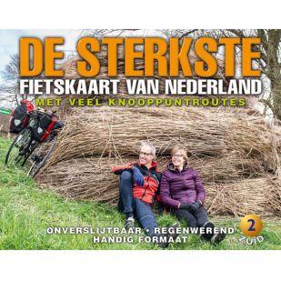 De Sterkste Fietskaart Van Nederland Zuid (2020)