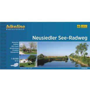 Neusiedler See Radweg Bikeline Fietsgids