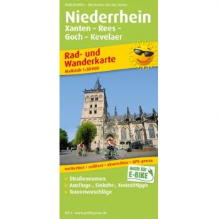 Publicpress: Niederrhein Xanten-Rees-Goch-Kevelaer