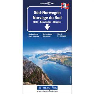 K&F 1. Sud Norwegen
