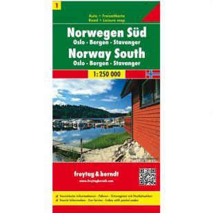 F&B 1. Noorwegen Sud