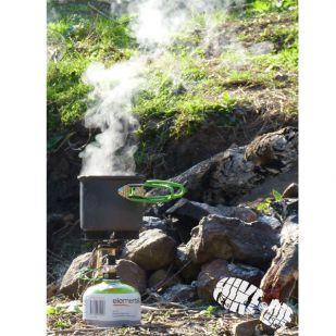 Crux gasbrander en Weekend HE Cook system