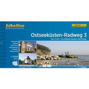 Ostseekusten Radweg 3 Bikeline Fietsgids