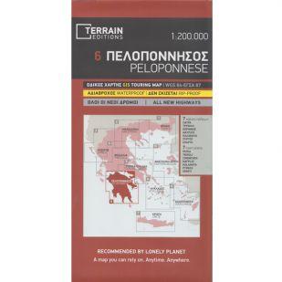 Peloponnesos Terrain Maps (6)