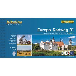 Europa Radweg R1 Bikeline Fietsgids