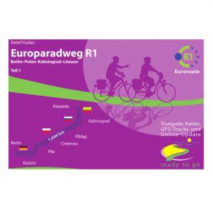 Europa Radweg R1 Berlin-Litauen