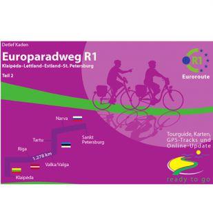 Europa Radweg R1 Litauen-Sint Petersburg