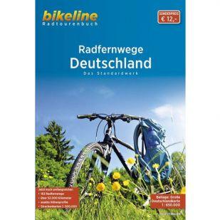 Radfernwege Deutschland Bikeline - Het standaardwerk !