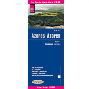 Reise-Know-How Azoren