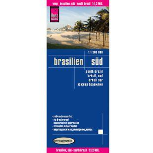 Reise-Know-How Brazilië Zuid