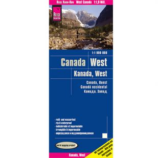 Reise-Know-How Canada West