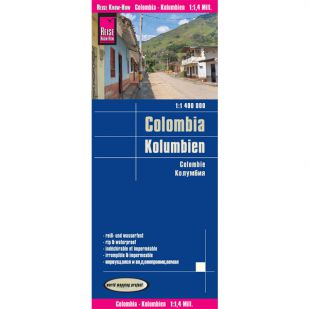 Reise-Know-How Colombia