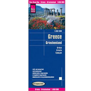 Reise-Know-How Griekenland