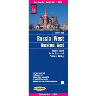 Reise-Know-How Rusland West