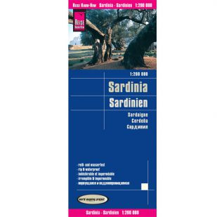 Reise-Know-How Sardinië