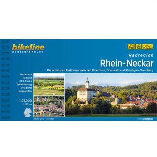 Radregion Rhein Neckar Bikeline Fietsgids