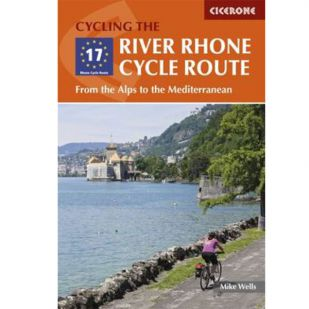 River Rhone Cycle Route: from the Alps to the Mediterranean