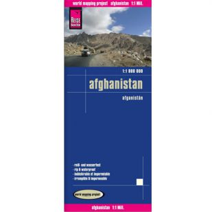 Reise-Know-How Afghanistan